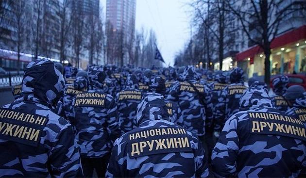 национальные дружины опрос Клименко Тайм