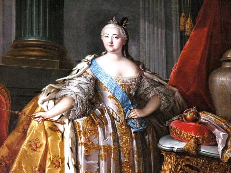 фото царицы россии петра первого радовал родителей