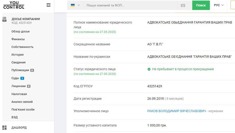 Схемы и связи: как Анатолий Матиос и его сообщники стали адвокатами фото 4