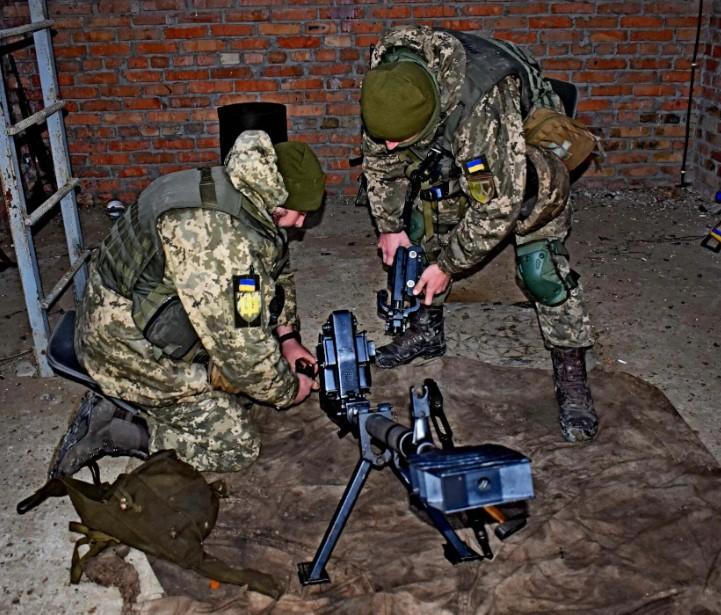 В ВСУ призовут 350 выпускников военных кафедр. Бригада Вооруженных сил начала обучения по стандартам НАТО (ФОТО) фото 2