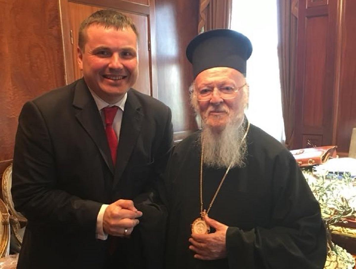 Юрий Гусев и Варфоломей