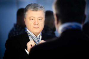 порошенко обвинили в убийстве