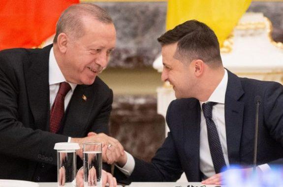 Мотор Сич: Зеленский предложил турецким властям 50% акций предприятия |  Klymenko Time