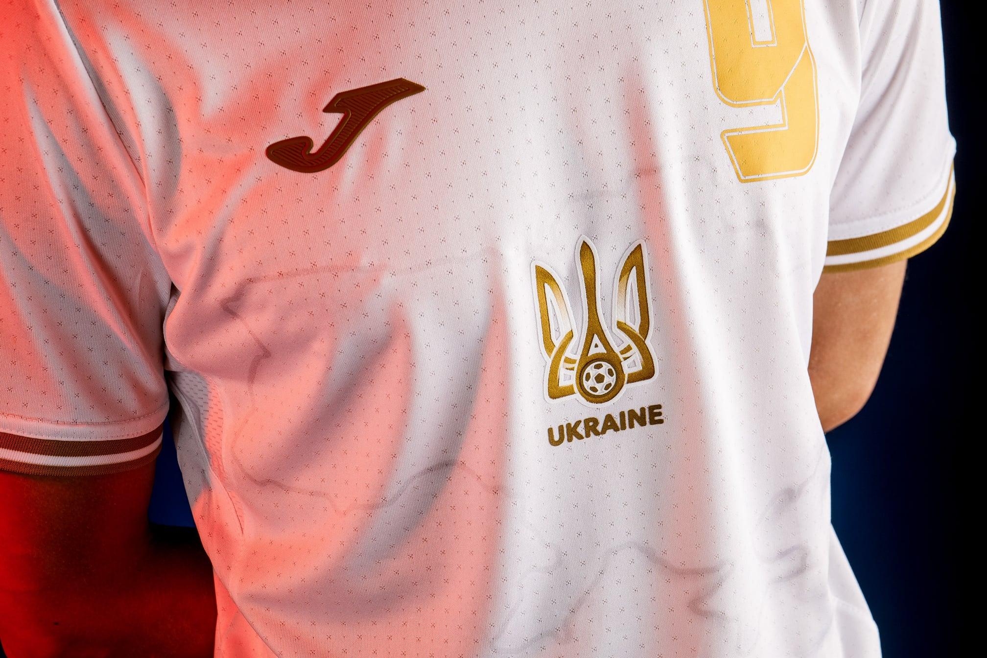 «Околофутбол» по-украински: как украинская сборная попала в международный скандал с новой формой на Евро-2020. Детали фото 1
