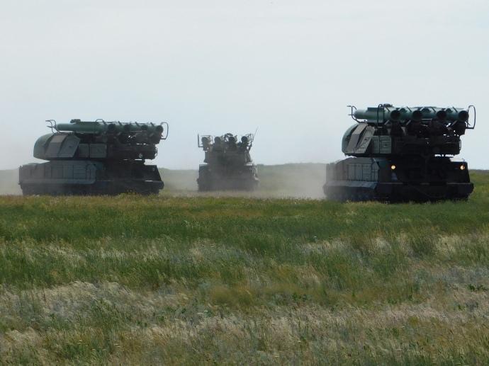 Готовятся к возвращению Крыма? Украина провела стрельбы у границ полуострова фото 1