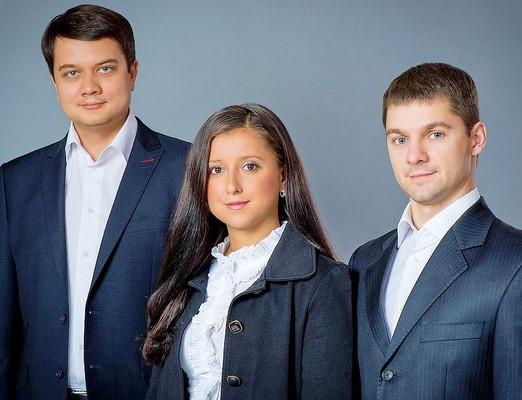 Дмитрий Разумков: политический дублер Зеленского фото 8