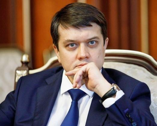 Дмитрий Разумков: политический дублер Зеленского фото 10